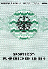 Sportbootführerschein Binnen SBF Fürth Nürnberg Erlangen