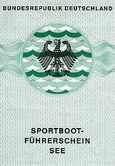 Sportbootführerschein See SBF Fürth Nürnberg Erlangen